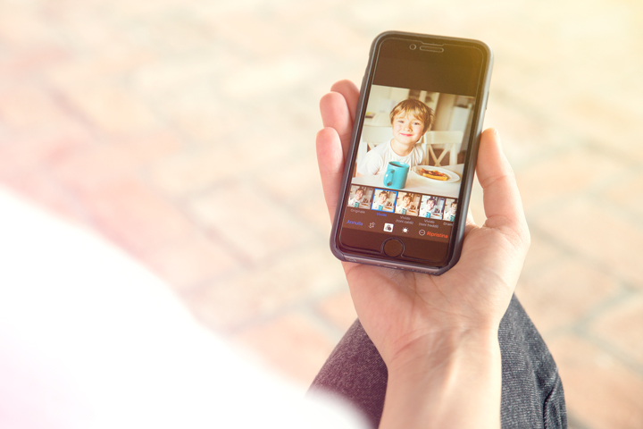 App per modificare le foto