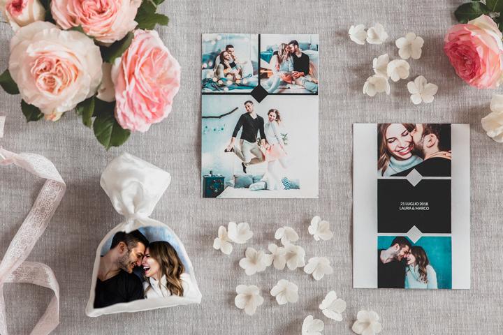 Idee Partecipazioni Matrimonio 2018.Idee Matrimonio Personalizzale Con Le Vostre Foto