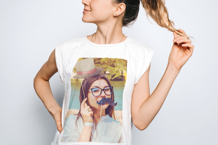 t shirt personalizzate